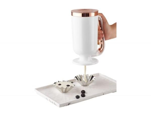Teigportionierer Weiß-Kupfer 900 ml Vipahmet VP-133