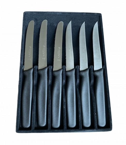 Ilbays Premium Obst und Steakmesser 6-teilig