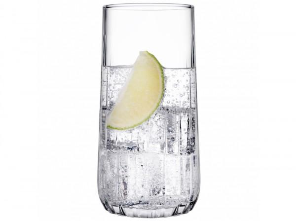 Pasabahce Nova Lang 420695 Wassergläser 360 ml 6er Set
